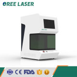 Facile actionner la machine protectrice d'inscription de laser de 100*100mm/200*200mm 20With30With50W Oreelaser