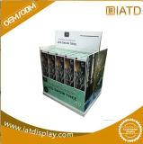 Carton rouge à lèvres de la publicité pop POS présentoir, Rack, d'affichage du papier carton ondulé Affichage de la palette de magasin