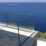 Super großes 10-19mm kundenspezifisches Größe Niedrig-Eisen ausgeglichenes Glas