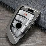 Kc_B02 la moda nuevo coche llave de metal caso abarca para BMW