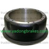 ベンツのためのトラックのブレーキドラム3354230101の手段ブレーキ