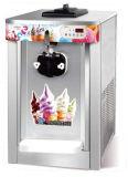 기계를 만드는 소프트 아이스크림을 서 있는 22L 산출 지면