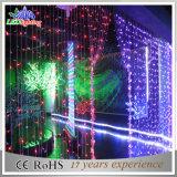 LED de férias no exterior colorida Decoração de Natal luz lateral branca