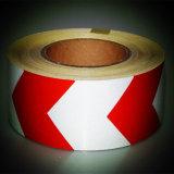 Flèche rouge de qualité commerciale des bandes réfléchissantes de feux de détresse pour des applications industrielles