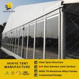 [أنسل] 2000 [ستر] فسطاط عرس خيمة مع جدار شفّافة