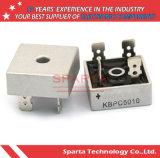 Retificador de ponte 50A de Gbpc5008 Gbpc5010 50V~1000V