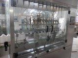 Automatische Desinfektionsmittel-Flüssigkeit-füllende mit einer Kappe bedeckende Maschine