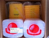 CE e plastica a gettare del contenitore di Sharps diplomata FDA