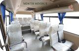 Conducción a la derecha 7.3 microbús de Cummins Engine 29 Seater del contador