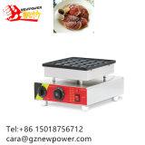 卸売価格の電気焦げ付き防止の小型パンケーキメーカー
