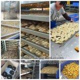 Machine de séchage de fruit industriel efficace chaud de vente/dessiccateur de fruit