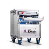 Inspeção de oleodutos robô com Contador