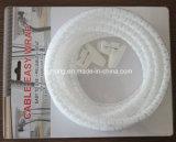 Bandas de acondicionamento em espiral branco PE