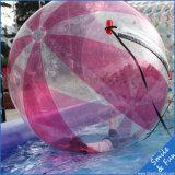 Diametro ambulante della sfera 2m dell'acqua della sfera di Zorb dell'acqua con la Germania Tizip e materiale TPU1.0mm