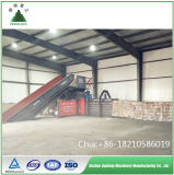 Китай лучше всего на заводе поставщика прямые поставки бумажных отходов прессование нажмите машину пресс с Ce
