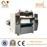 Papier traceur trancheuse rembobineur de refendage en papier de la machinerie de la machine