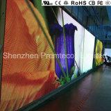 Tabellone per le affissioni esterno sottile di qualità europea superiore P10 LED