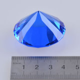 40mm Multi Color Crystal Glass Diamond Set, 8PCS/Set