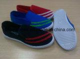 Эбу системы впрыска Canvas обувь для мужчин обувь с хорошим качеством (FFC-28)