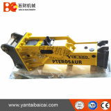 Leiser Typ hydraulischer Hammer für 4-7 Tonnen Exkavator-