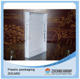 Boîte en plastique chaude de vente pour l'empaquetage d'ampoule