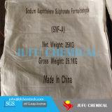 La naftalina Sulphonate de sodio (FNS-C) la mezcla de concreto