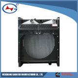 radiador de aluminio modificado para requisitos particulares radiador de 6btaa-12 Weichuang