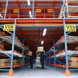 Racking do mezanino do armazenamento com preço barato