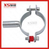 Suporte redondo inoxidável da tubulação do aço Ss304 de encaixes de tubulação