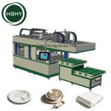 Hghy umweltfreundlicher Wegwerfpapiernahrungsmittelbehälter, der Maschine herstellt