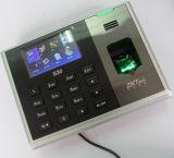TCP/IPの指紋の時間出席サポートRFIDカード