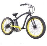 26*4 жира E-Велосипеды Велосипед при содействии педали мотоциклов с электроприводом