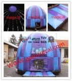 Castelo insuflável Bounce Câmara Dome Discoteca inflável para venda (DIS-10)
