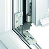 Gutes Dichtungs-Wärmeisolierung-Haus-Fenster und Tür, warmes Aluminiumhaus-Fenster