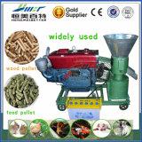 小型タイプ中国の製造の供給の部品の鳩の供給のペレタイジングを施す機械