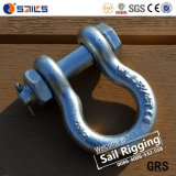 ボートのための海洋のハードウェアの合金鋼鉄弓手錠