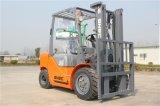 Capacité de levage diesel approuvée 3500kg du chariot Fd35 gerbeur de la CE