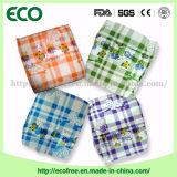 Venda quente dos tecidos do bebê em fitas filipinos/da impressão PE de Backsheet PP