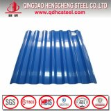 Feuille ondulée de couleur de la Chine de toiture
