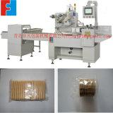 Galleta automática Máquina de embalaje de flujo