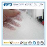 Tela Yarn-Dyed de seda del telar jacquar del 100%