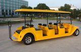 중국 공장은 세륨으로 8 Seater 고대 전기 차량 (DN-8D)를 공급한다