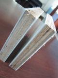 Painéis compósitos de madeira compensada FRP revestidos