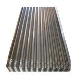 Hot DIP de tôle en acier de toiture en zinc pour matériaux de construction