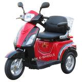 무능한 500W 3 바퀴 노인을%s 전기 기동성 스쿠터