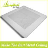 フォーシャンManybestのアルミニウム天井は600X600をタイルを張る
