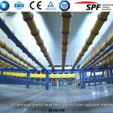 Стекло листа для панели солнечных батарей и солнечного модуля