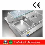 Desktop commercial Electric Bain Marie pour 2015 Sale mieux évalués avec du CE (BM-63)
