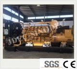 結合された熱および力の電気100kw Syngasの発電機セット