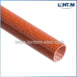 Manchon en fibre de verre en silicone auto-extinguible (SSG)